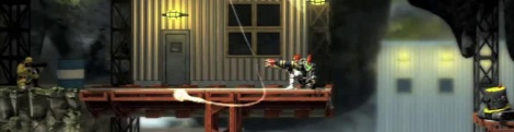 Bionic Commando Rearmed 2: launch trailer