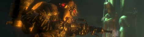 Bioshock 2 gameplay video