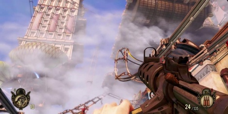 BioShock Infinite: 15 min. of gameplay