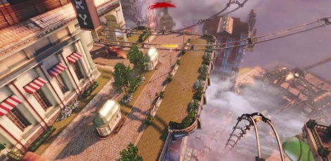 BioShock Infinite: About Sky-lines