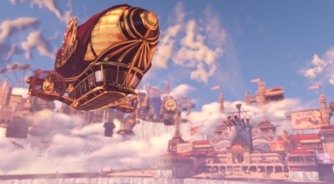 BioShock Infinite: City in the Sky trailer