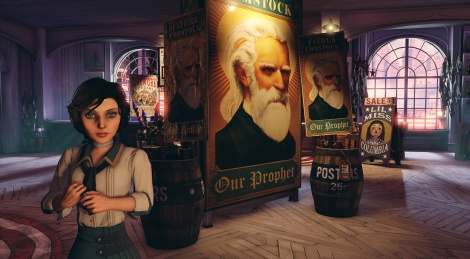 BioShock Infinite delayed, new screens