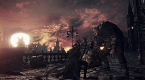 Bloodborne Launch trailer