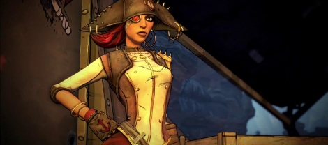 Borderlands 2 adds Captain Scarlett