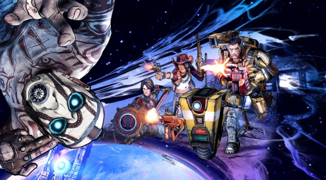 Borderlands The Pre-Sequel introduced