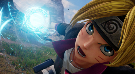 Boruto & Dai joins Jump Force roster