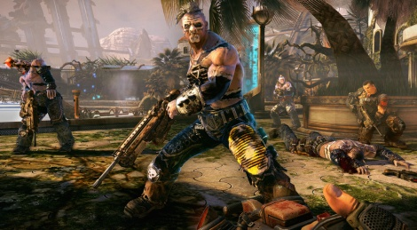 Bulletstorm: 4 more images