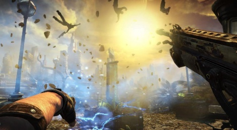 Bulletstorm first images