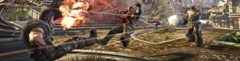 Bulletstorm: Whip, Kick, Boom !