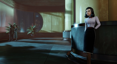 Burial at Sea trailer and images