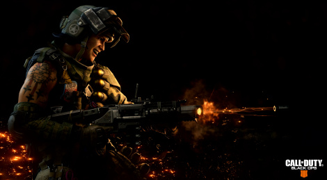 Call of Duty: Black Ops 4 unveiled