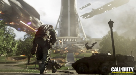 Call of Duty: Infinite Warfare screens