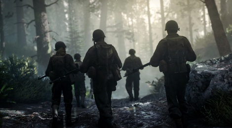 Call of Duty: WWII se dévoile