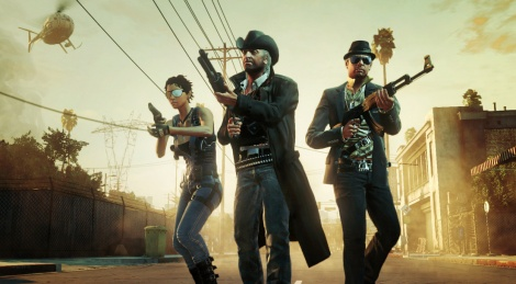 Call of Juarez The Cartel unveiled