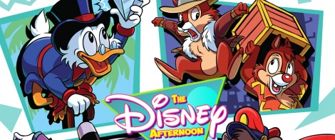 Capcom reveals The Disney Afternoon Collection