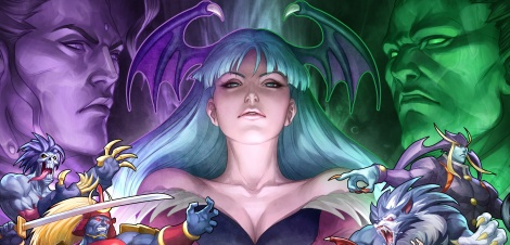 Capcom revives Darkstalkers