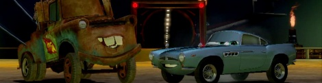 Cars 2 launch trailer