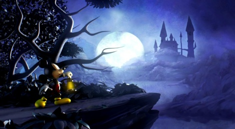 Castle of Illusion formally revealed