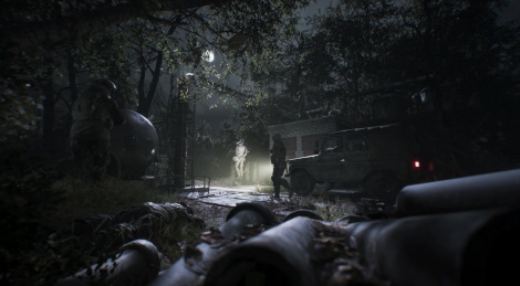 Chernobylite kickstared, new trailer