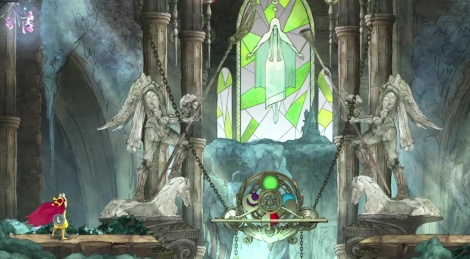 Child of Light coming on April 30