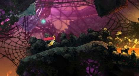 Child of Light talks sound and arts