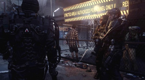 COD Advanced Warfare: Dev Diary