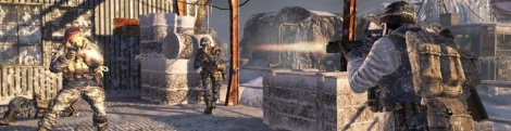 COD Black Ops: map pack screenshots