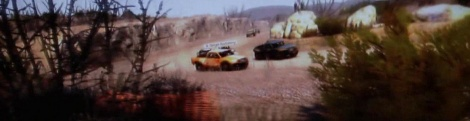 Colin McRae Dirt 2 drifts in the dust