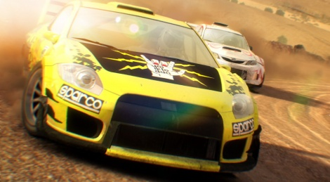 Colin McRae Dirt 2 out on September 10