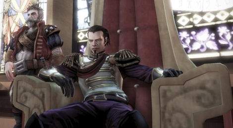 ComicCon: Fable 3 images