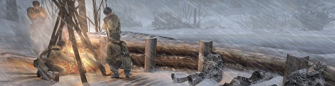 Company of Heroes 2 brings cold front