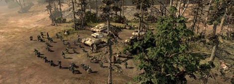 Company of Heroes 2 deploys