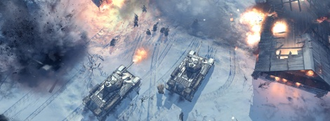 Company of Heroes 2 gets first screen