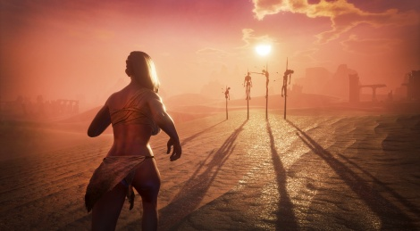 Conan Exiles new screenshots