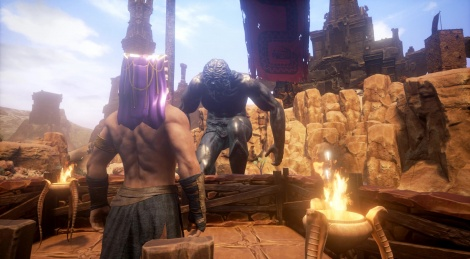 Conan Exiles: Trailer, Xbox One announcement