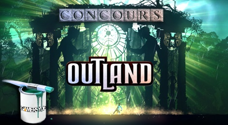 Concours Gamersyde : Outland