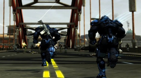 Crackdown 2 gets its first vidoc