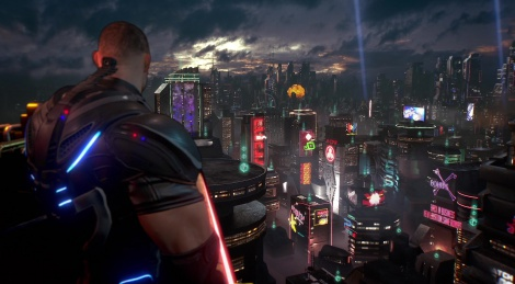 Crackdown 3: First Look Trailer