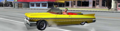 Crazy Taxi: on the road again