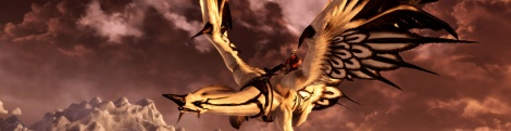 Crimson Dragon new screens