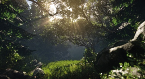 CryEngine 5 details, video