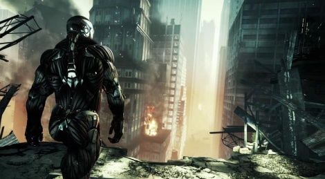 Crysis 2 : Be Fast!