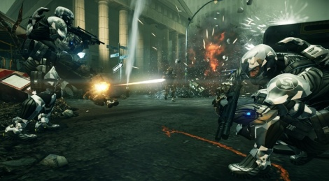 Crysis 2 gameplay video