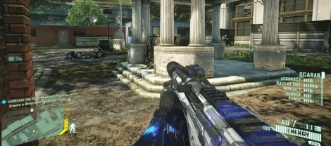 Crysis 2: Gate Keepers gameplay video