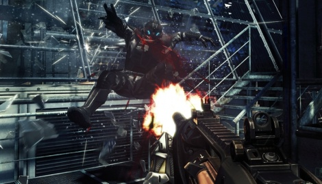 Crysis 2 gets two screens