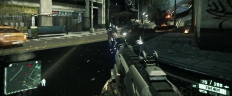 Crysis 2: Progression Part 2