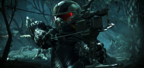 Crysis 3 new screenshots