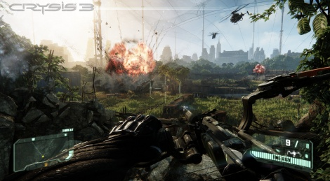 Crysis 3: Single Player Playthrough