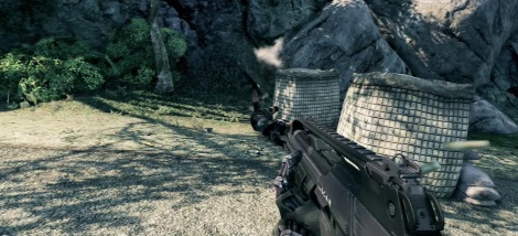Crysis console now available