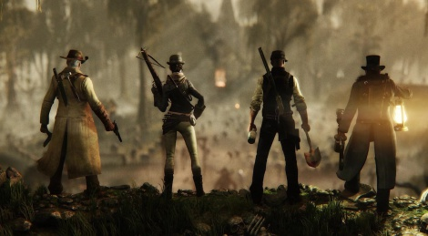Crytek announces Hunt